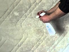 Comment enlever de la moisissure sur un matelas